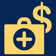 Stock Illustration of Payment Healthcare Icon