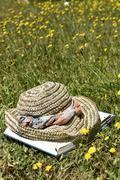 Summer Reading Stock Photos