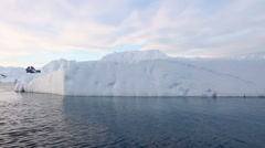 Antarctica Iceberg Stock Footage