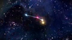 1 Aries Horoscope star - stock illustration