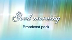 Good Morning - stock after effects