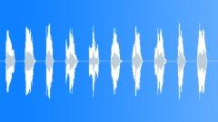 English countdown 10-1 - Robot supersaw Sound Effect