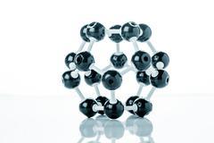 Model of molecule Stock Photos