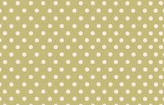 Polka dot with green pastel color background Stock Photos
