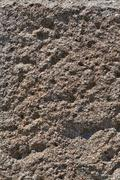 Natural rock texture stone background geology close-up - stock photo