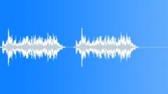 Budgie 8 - sound effect