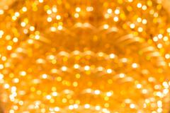 Stock Photo of Abstract circular bokeh for background