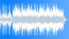 First Semester Heartbreak - Uplifting Dramatic Piano Pop (30 sec background) - stock music