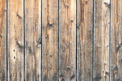 Vintage texture of spruce planks for your architectural design Stock Photos