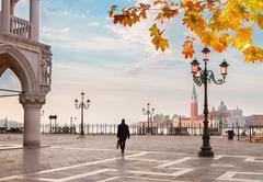 Palace of Doges, Venice, Italy Stock Photos