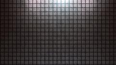 Stock Illustration of Brick wall background silver