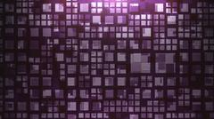 Stock Illustration of Metal wall background purple