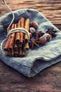 Spice blend Stock Photos