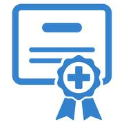 Stock Illustration of Certification Icon