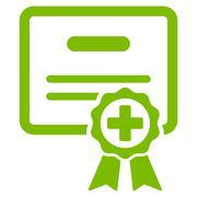Certification Icon Stock Illustration