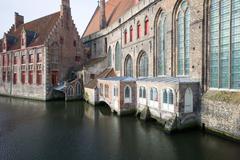 Bruges - stock photo
