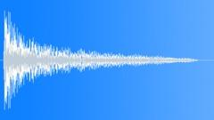 Metal Spring, Deep Sound - sound effect