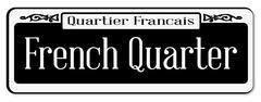French Quarter Piirros