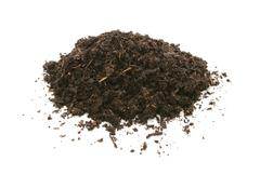 Compost, soil or dirt Stock Photos