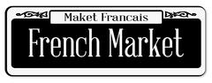 French Market Piirros