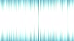 4k Stroke Background Animation Seamless Loop. Blue and White Color. - stock footage