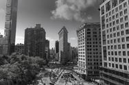 Stock Photo of New York Flatiron