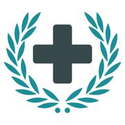 Stock Illustration of Medical Glory Icon