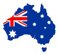 Australia Stock Illustration