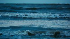 Stormy sea 2 - stock footage