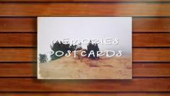 Memories Postcards Stock After Effects