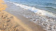 The beach Stock Footage