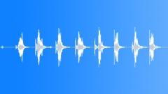 Veggies Off Cutting Board - Nova Sound - sound effect