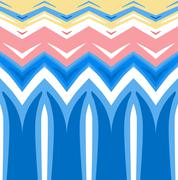 Abstract colored background. Horizontally seamless pattern Stock Illustration