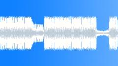 Looped sax intermission - stock music