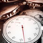 Stock Illustration of Chronometer