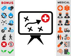 Health Strategy Icon Piirros