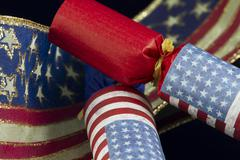 Fourth of July Celebration - stock photo