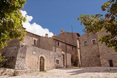Stock Photo of Santo Stefano di Sessanio (Italy)