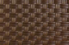 Basketry Wood texture Stock Photos