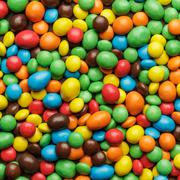 Colorful sweets background Stock Photos