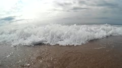 Stock Video Footage of Sea waves