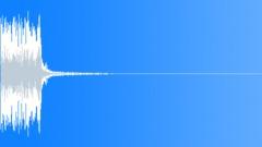 Cartoon Character Laser Hit  02 - sound effect