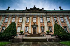 The House of Nobility, Riddarhuset, in Galma Stan, Stockholm, Sweden. Stock Photos