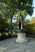 Edward Everett Hale Statue - stock photo