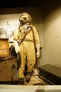Diving suit from  1940s Kuvituskuvat