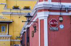 Antigua Guatemala - stock photo