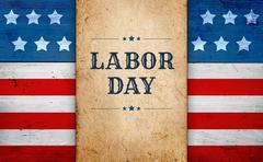 Labor Day Stock Illustration