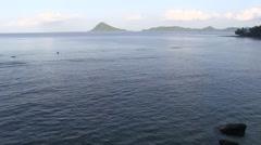 Siau Island 10 Stock Footage