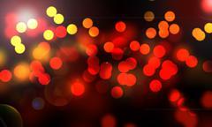 Stock Illustration of abstract night illumination