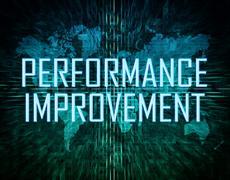 Performance Improvement - stock illustration